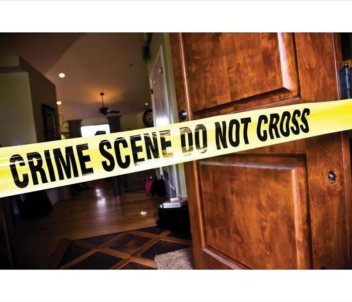 Why SERVPRO Bio-hazard and Crime Scene cleanup